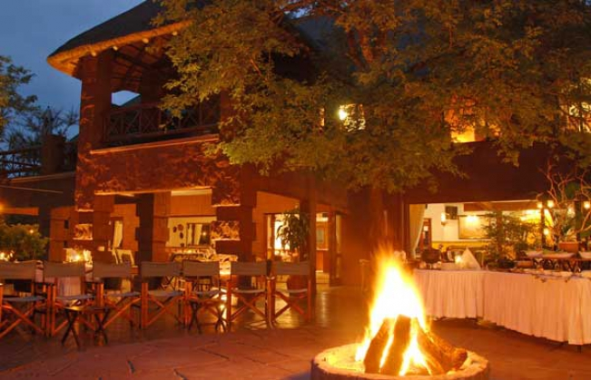 Grand Kruger Lodge Lodge & Spa