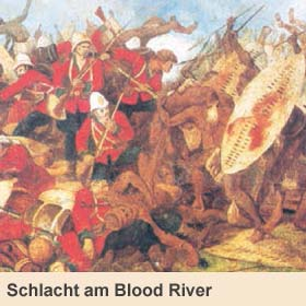 Die Schlacht am Blood River